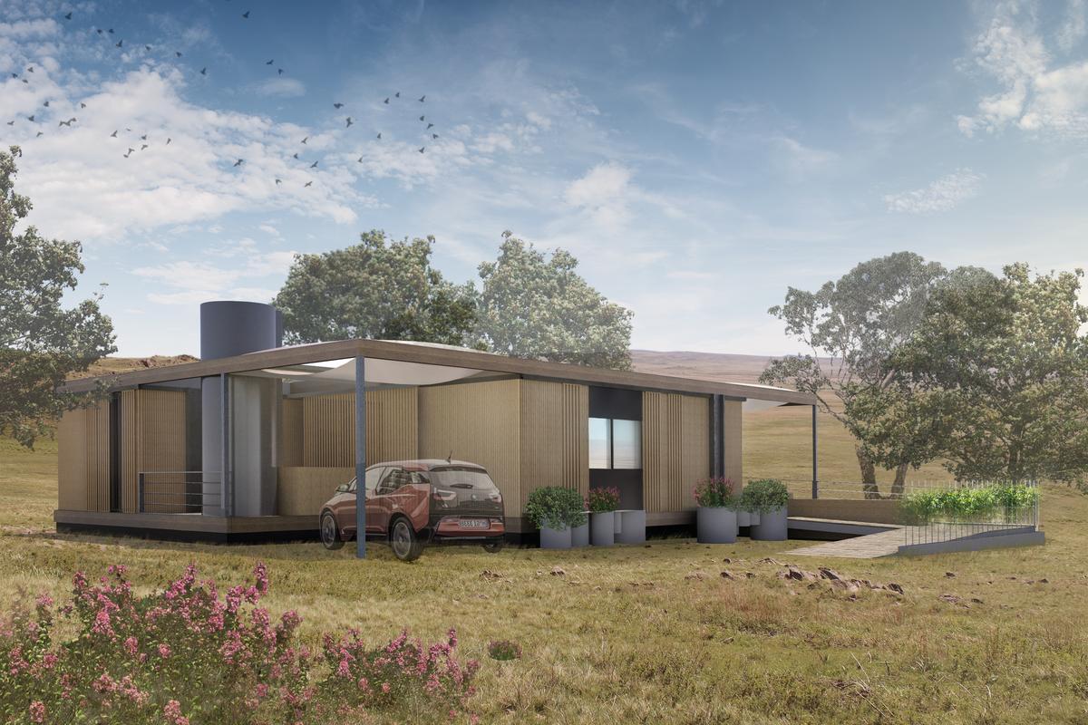 NexusHaus, la casa que genera su propia energía