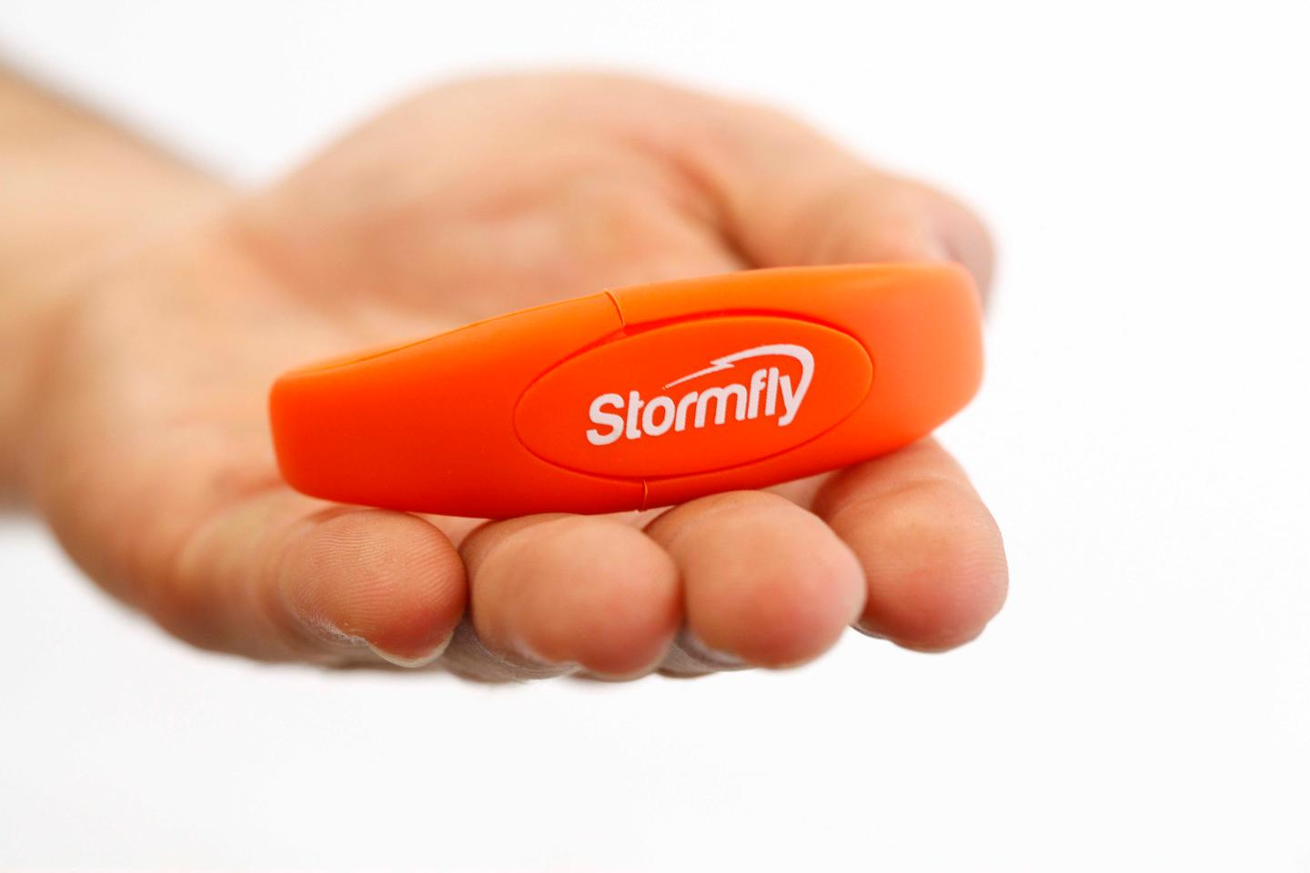Although StormFly doesn't require access to the internet to work, one of the biggest selling points for the security-conscious is that ability to go online using a host computer and not leave any traces of your activity on the machine itself