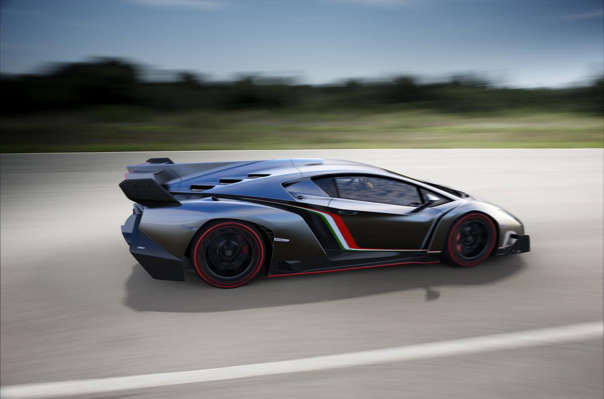 Lamborghini is celebrating 50 years of creating some of the world's most outrageous automobiles