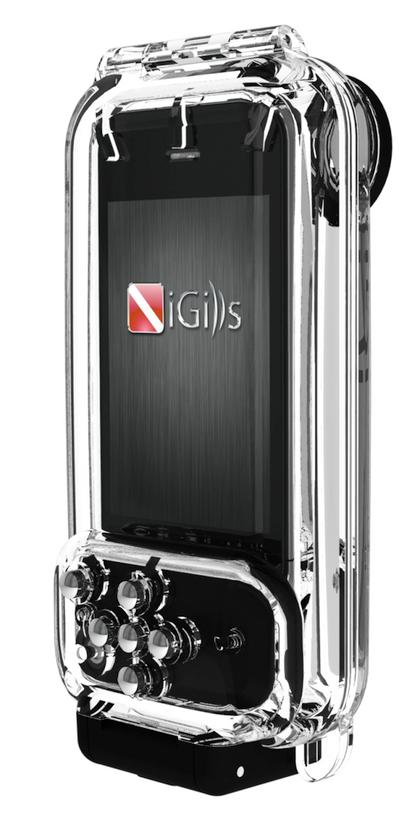 The iGills SE-35 is currently available for pre-order at a price of US$329.99