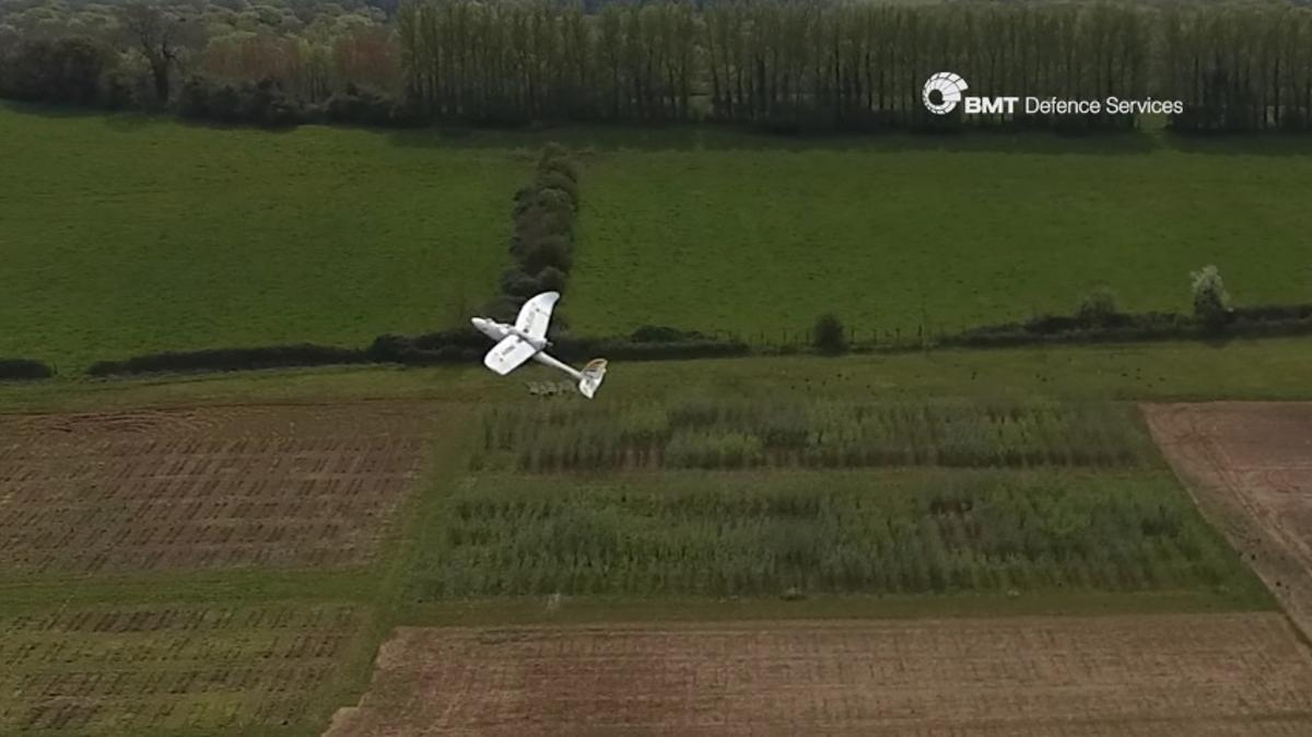 The University of Bristol has created a UAV that is able to tilt up its wings to create more drag for landing, while morphing a section of those wings to provide just enough lifting force to maintain stable flight control and land like a bird