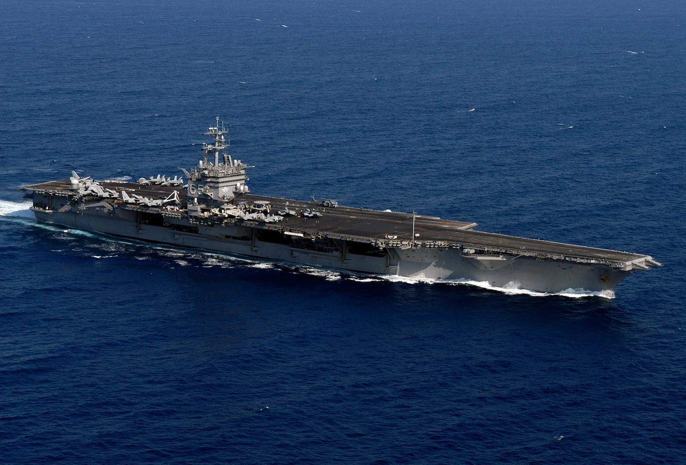 SPEAR will be used to develop supersonic missiles to be deployed aboard US Navy carriers like the USS Gerald R Ford
