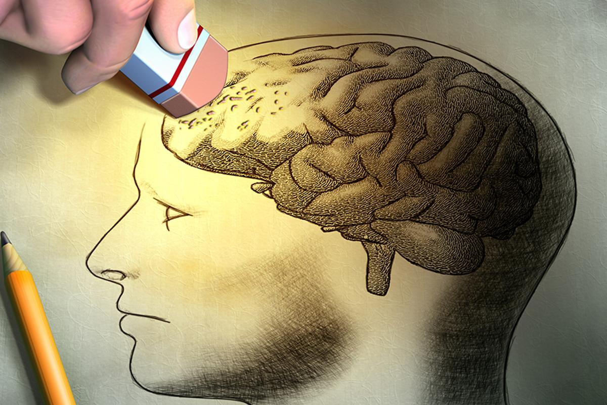 Researchers at Canada's Western University have found a way to effectively block certain types of memories (Image: Shutterstock)