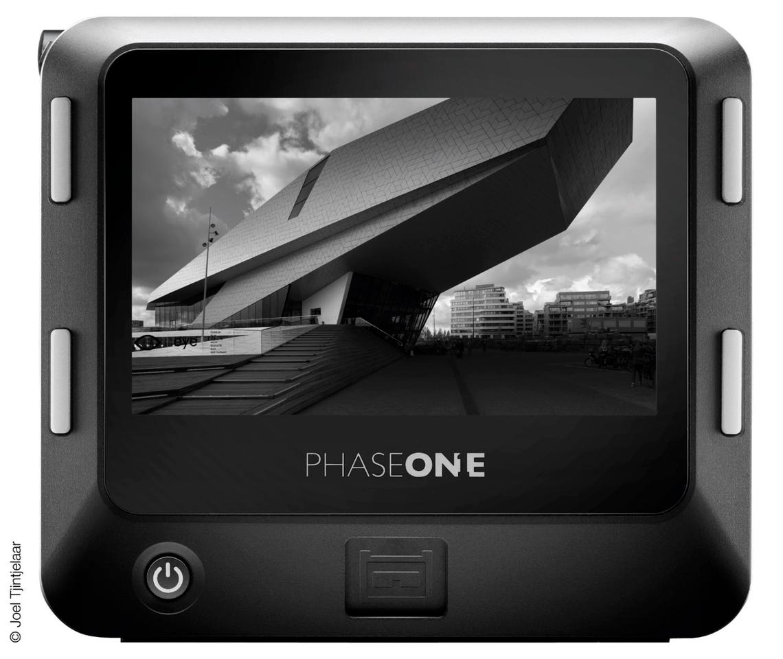 The Phase One IQ3 100MP Achromaticcan capture light outside the visible spectrum