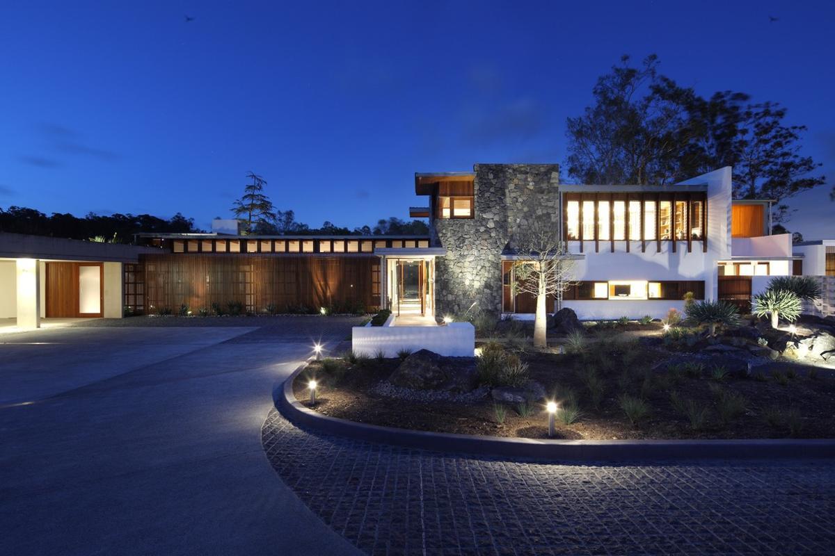 The One Wybelenna home (Photo: Scott Burrows)