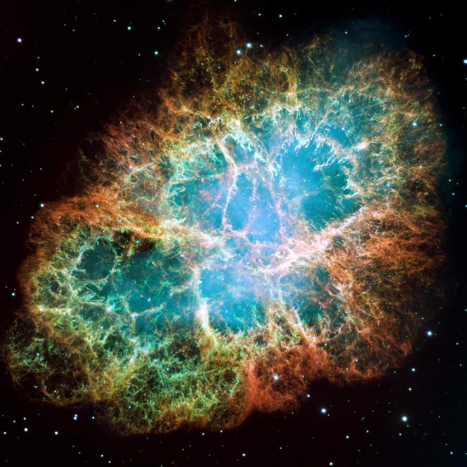 The famous Crab Nebula was the first object to be included in the Messier catalog