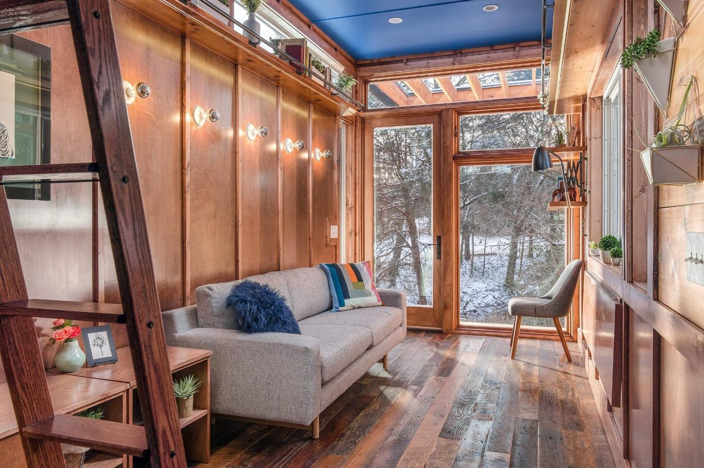 Gallery: The tiny house movement's most tasteful interiors
