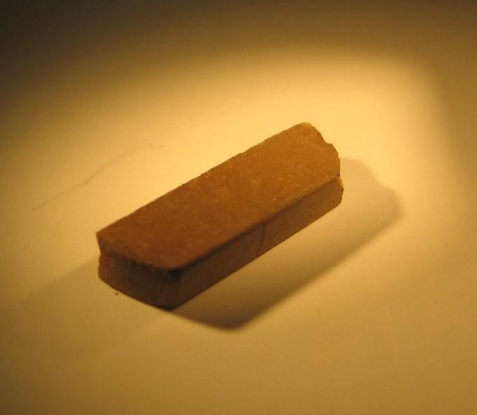 When tested, the bricks were found to be stronger than steel-reinforced concrete