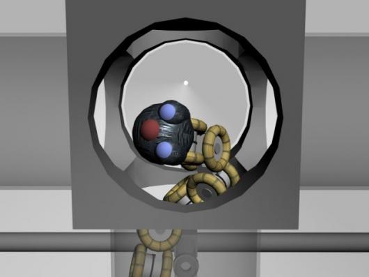 Modular pipe robot