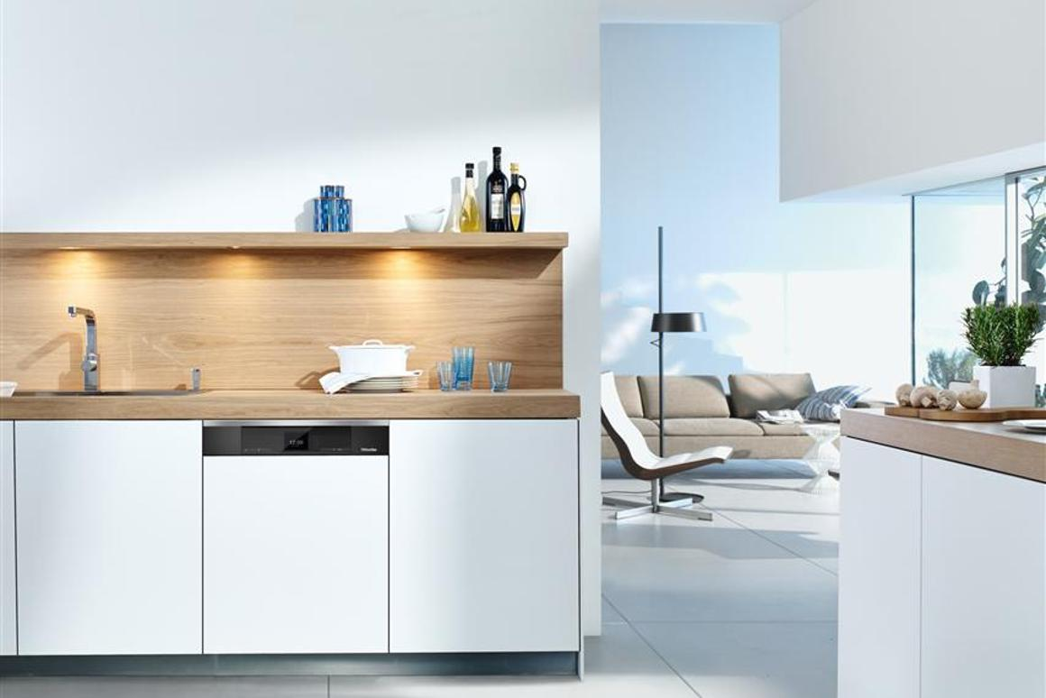 """The T 8881 S EcoComfort is billed as the """"world's only"""" solar-powered dryer (Photo: Miele)"""