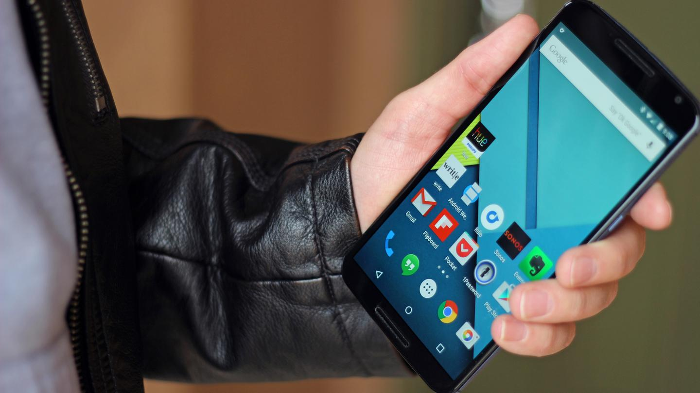 Gizmag reviews the big, beautiful, Lollipop-running Nexus 6 (Photo: Will Shanklin/Gizmag.com)