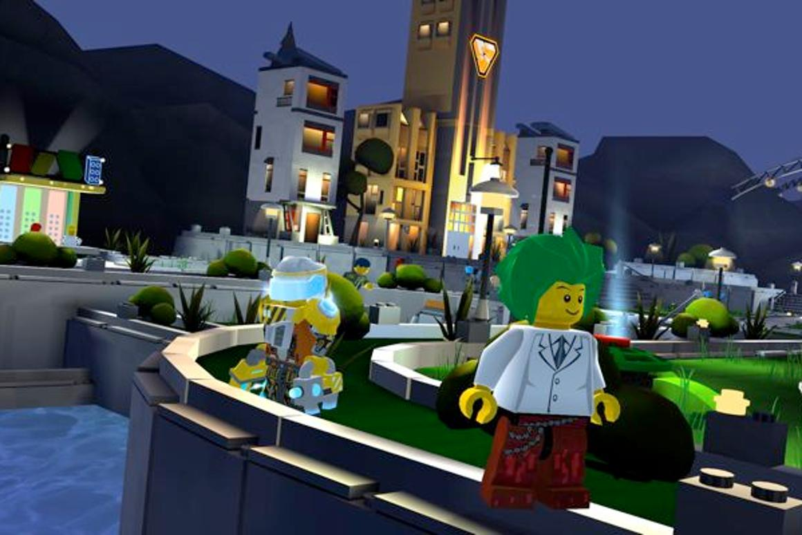 The Land of Imagination, in LEGO Universe