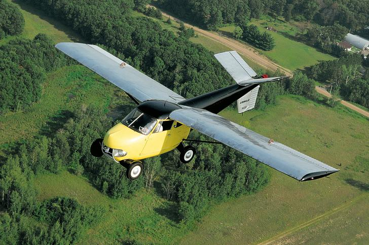 The world's only dual-registered flying car is up for auction
