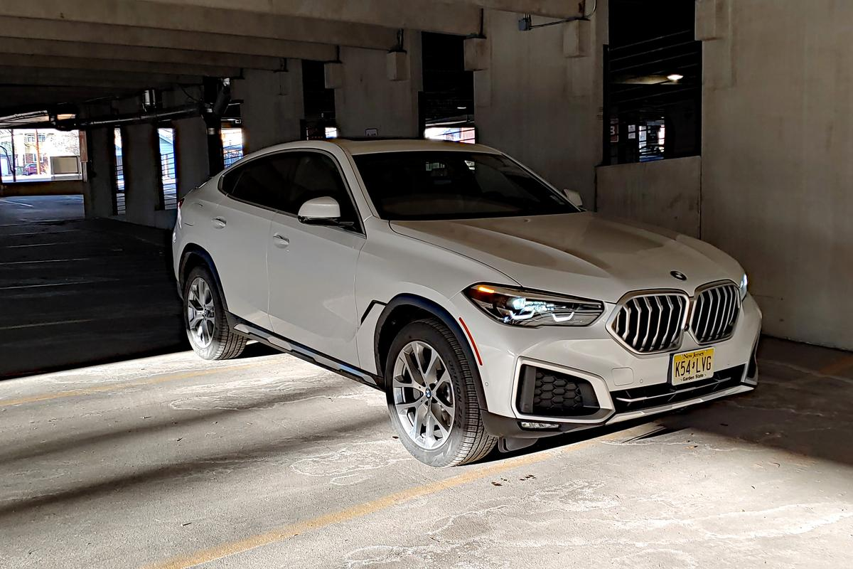 The 2020 BMW X6 looks different both inside and out and receives upgrades to its underpinnings and powertrains