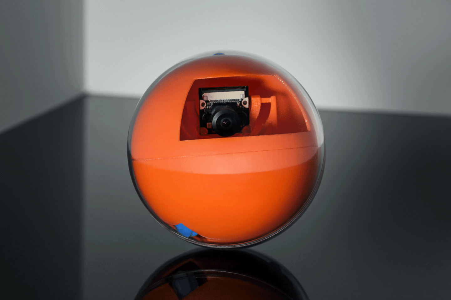 PlayDate is a remote-control ball with a live-streaming HD camera inside