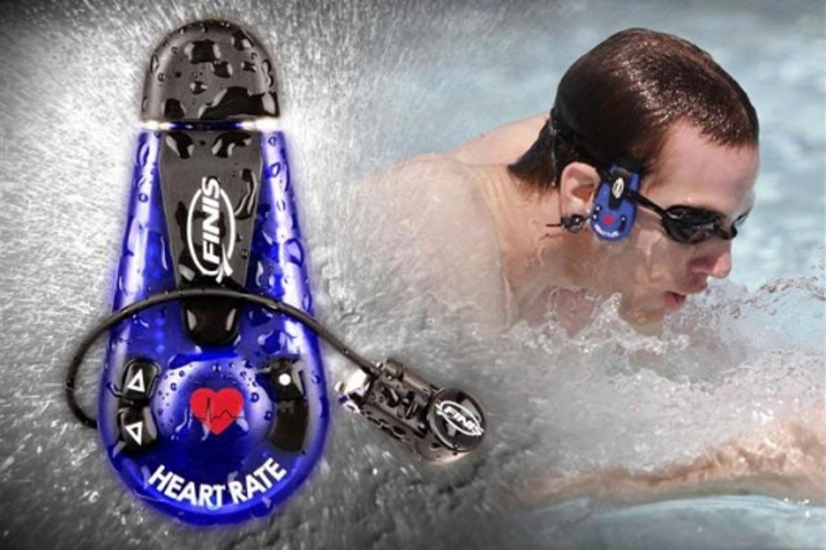FINIS AquaPulse Heart Rate Monitor for swimmers
