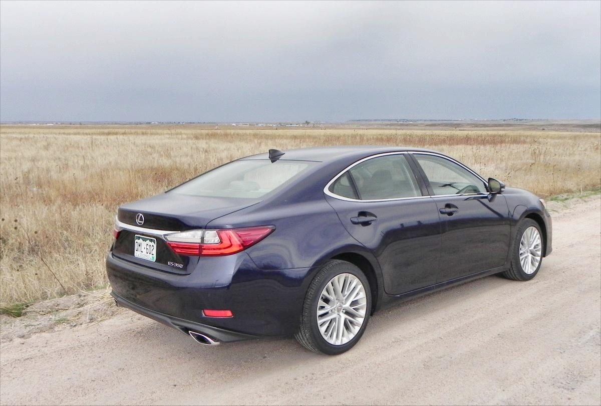 The exterior styling is as coupe-like as any rival you can name and retains a European flair about the rear pillar and wheel well bulges