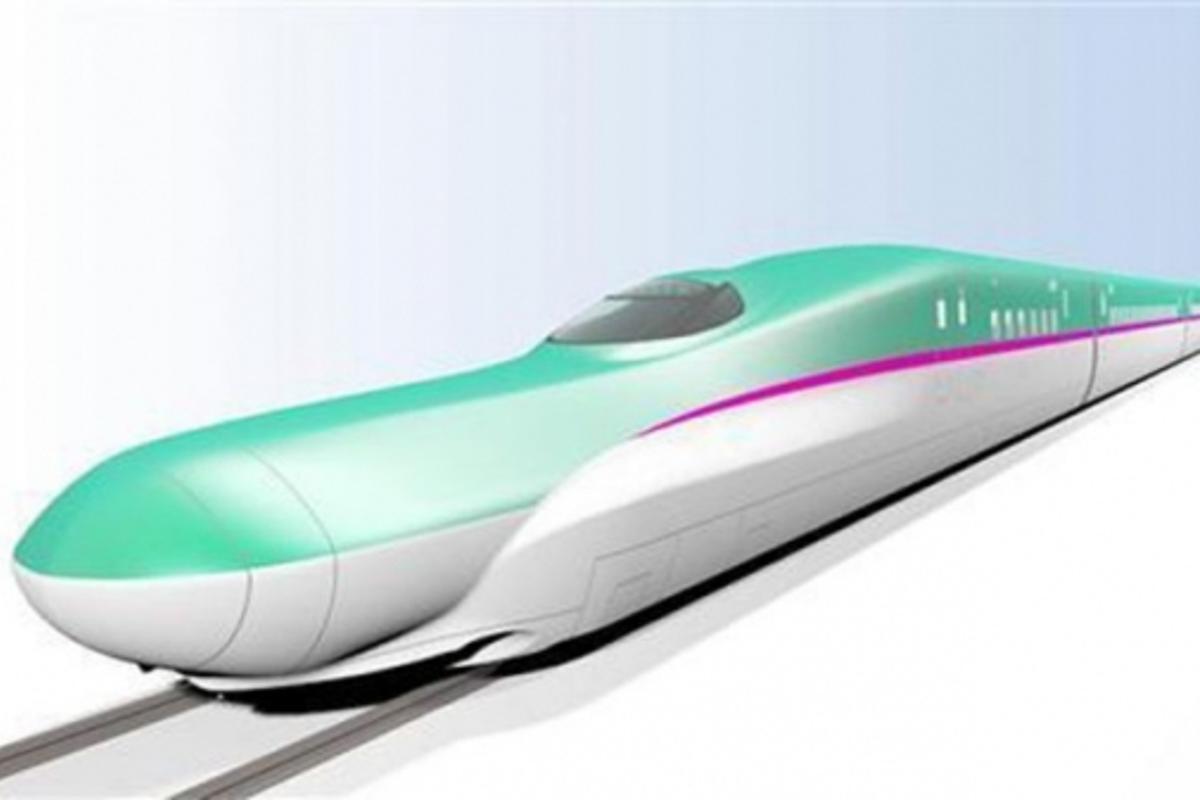 Series E5 bullet train