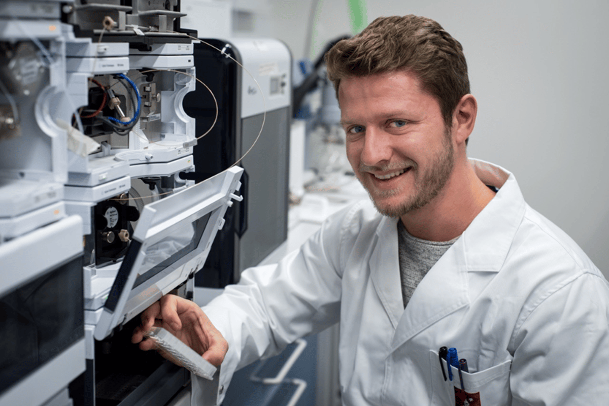 Dominik Kopp's work is part of broader efforts to convert biowaste into useful yet environmentally-friendly raw materials