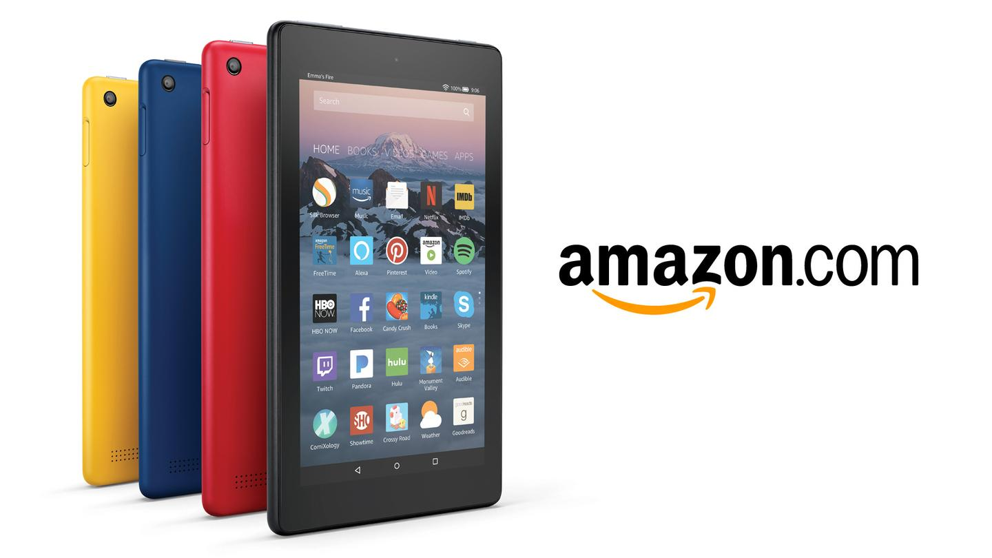 Amazon's refreshed new tablets add Alexa and remain affordable