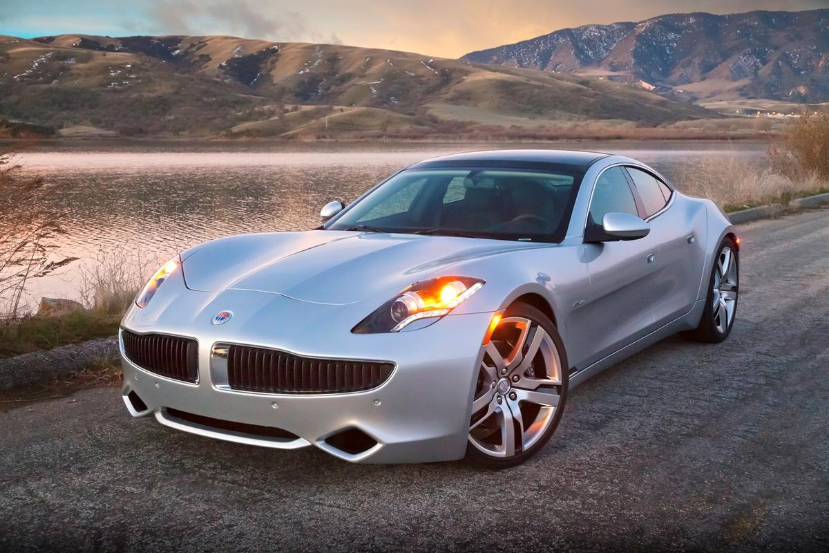 Fisker Automotive's 2012 Karma sedan PHEV is now selling