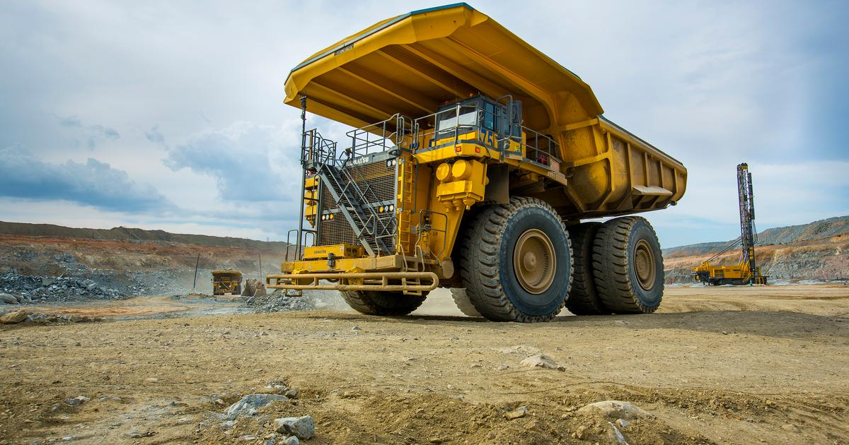 Monster 1000-kWh hydrogen-powered electric mining truck to begin testing