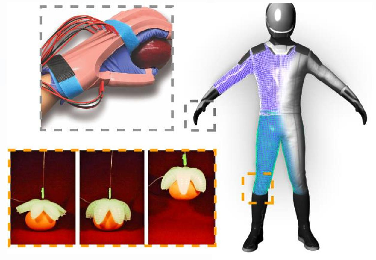 SmartSuit: A hybrid, intelligent, and highly mobile EVA spacesuit for next-generation exploration missions