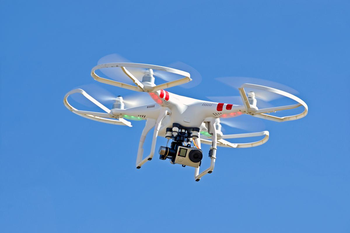 New regulations will require drones in the United States to be registered with the government