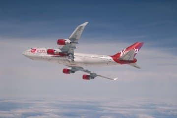 Virgin Orbit continues to edge closer to its objective of firing satellites into space form an airborne 747