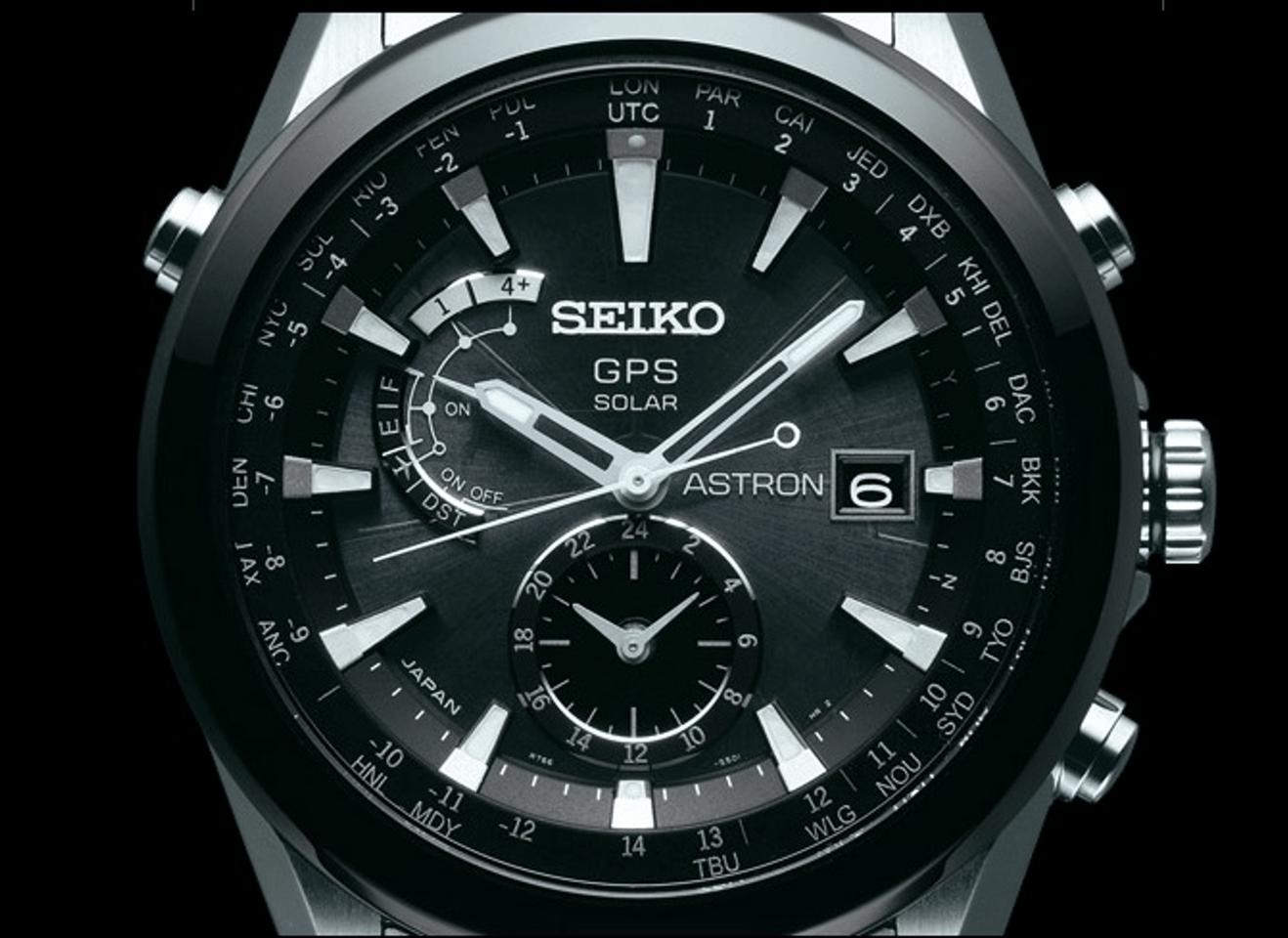 Seiko Astron (Photo: Seiko)