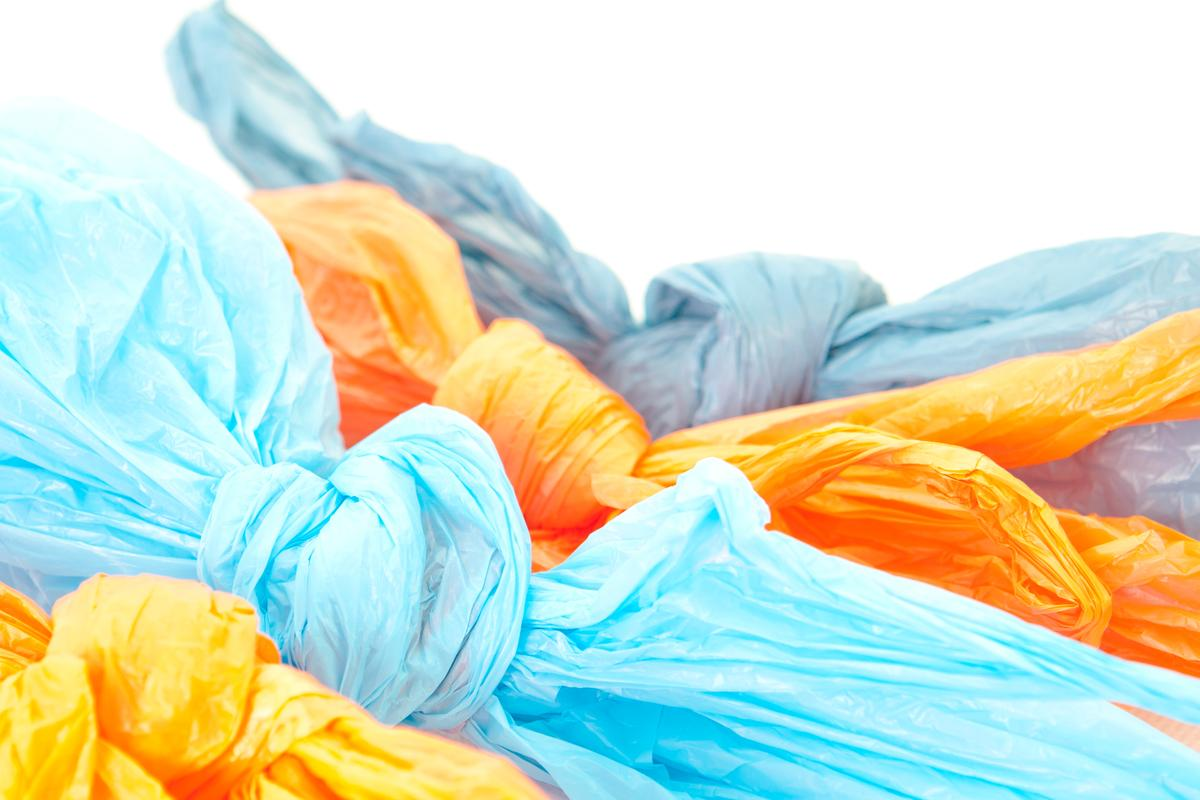 Plastic bags are a huge source of pollution but could be used to make carbon nanotubes