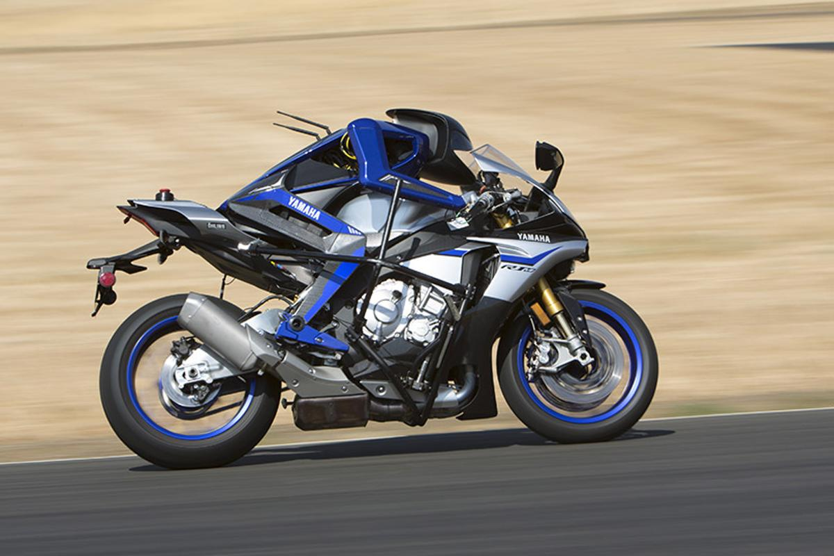 Yamaha Motobot:gunning for Valentino Rossi's lap time is a lofty goal, to say the least