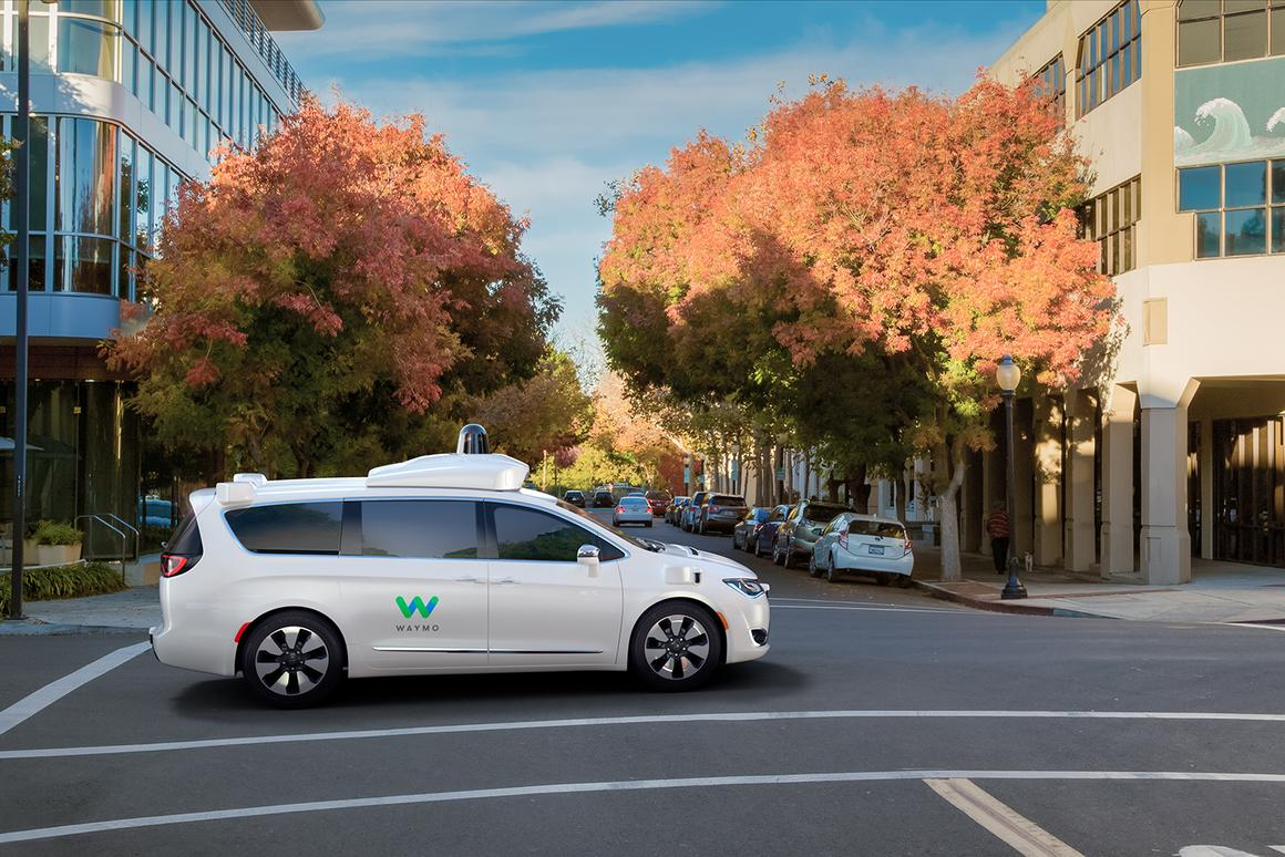 Waymo's first Californian passengers for its fully driverless vehicle tests will be members of its Mountain View team