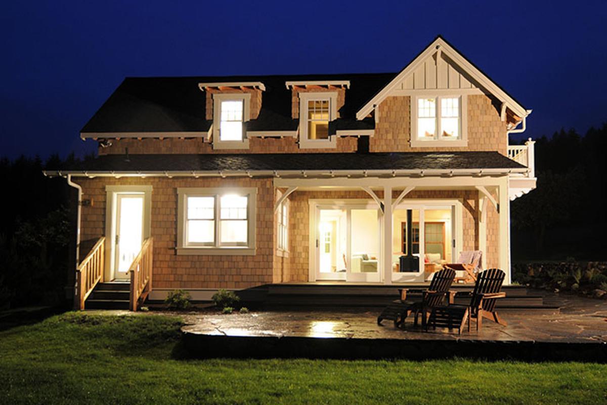 Method Homes' Cottage prefabricated house