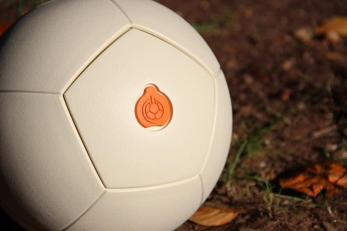 Uncharted Play's SOCCKET soccer ball