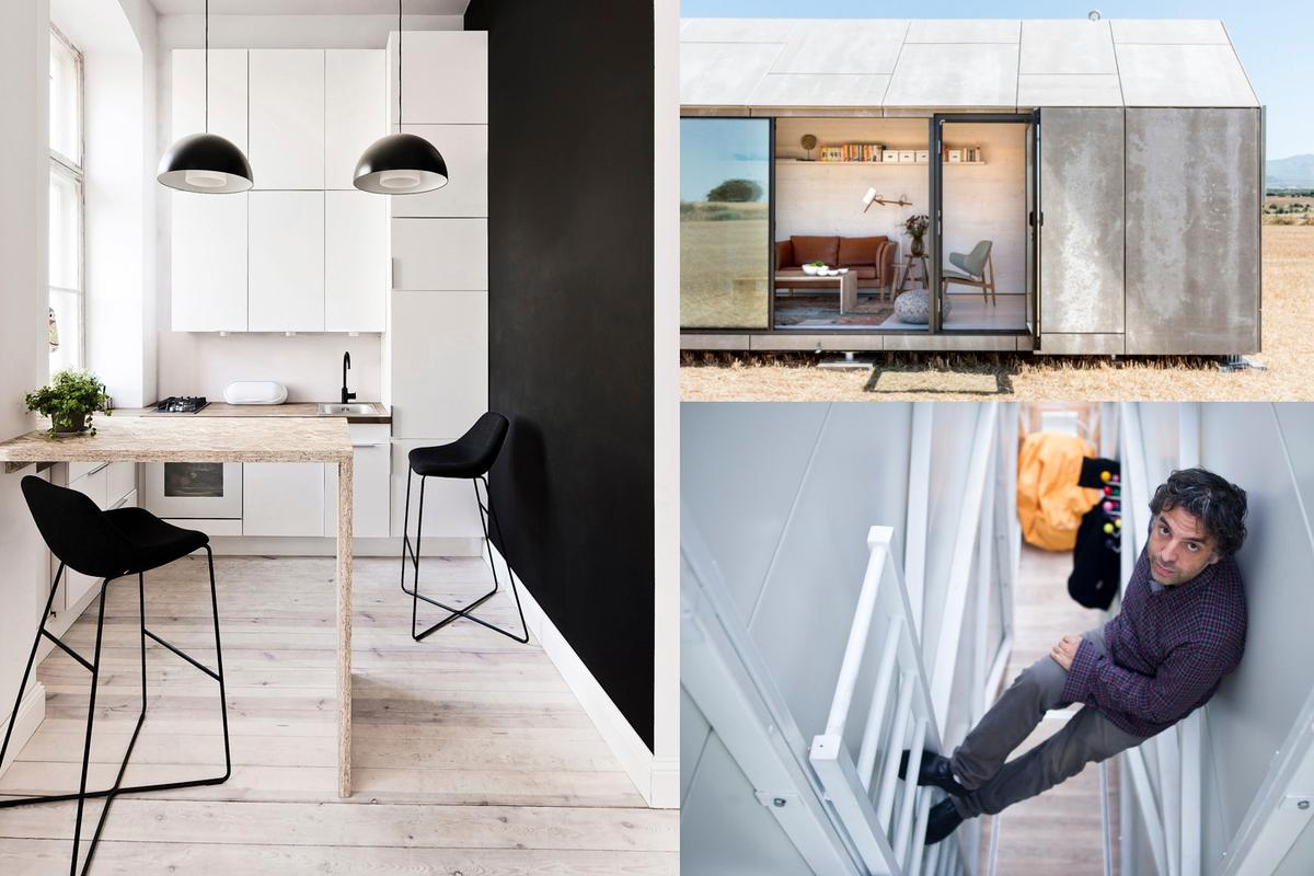 Gizmag Picks its top-ten current small homes