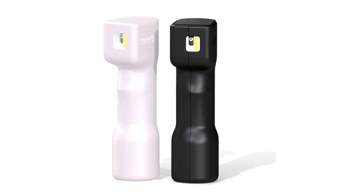Launched at CES in Las Vegas this week, the Plegium Smart Pepper Spray is available now for €69.95 (US$80)