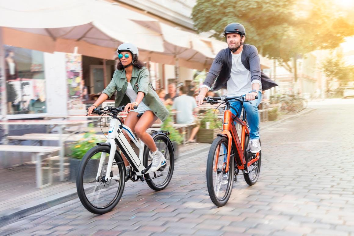Zipping between home and work or riding for pleasure, Stromer reckons its ST1 X offers the most fun you can have riding in an urban environment