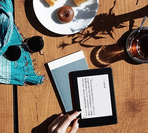 Amazon has today released a 32 GB model of the Kindle Paperwhite, optimized to handle the image-intensive stories of the manga genre