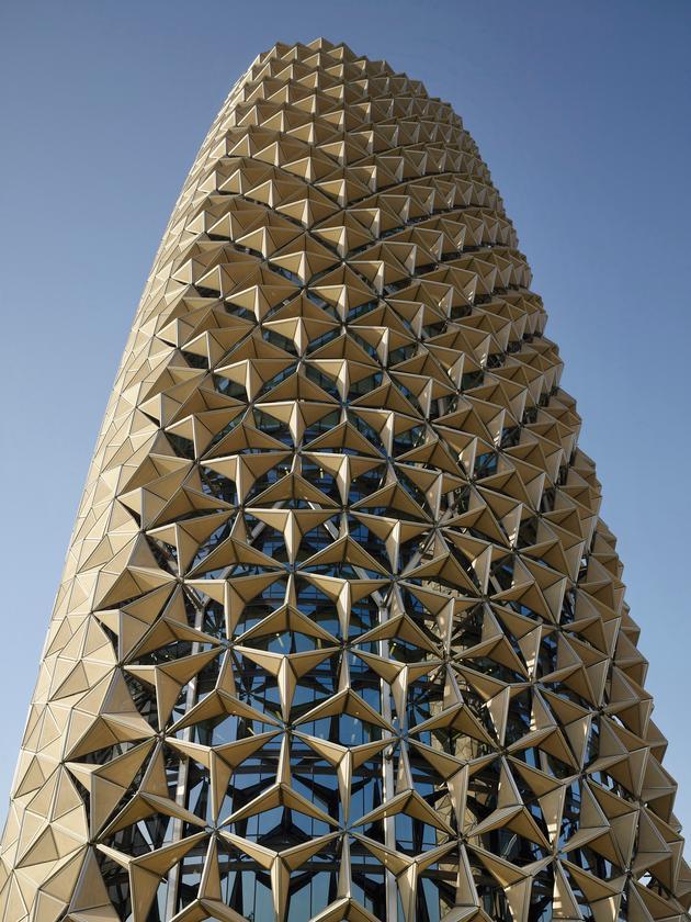 Al Bahr Towers by Aedas