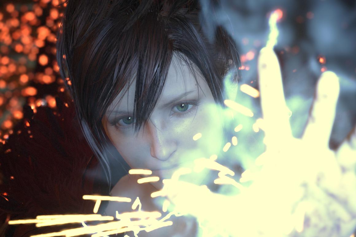 Square Enix, developer of the Final Fantasy series, premiered an impressive tech demo at E3 2012 for a new engine capable of rendering incredible, high-quality graphics in real-time