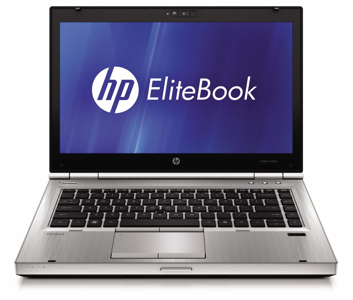 The new HP EliteBook notebook