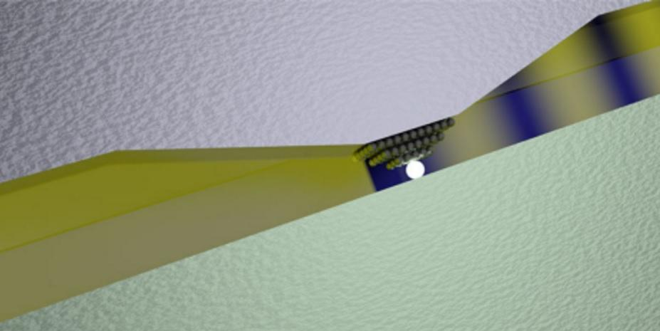 Researchers at ETH Zurich claim to have created a switch that uses just a single atom in its operation