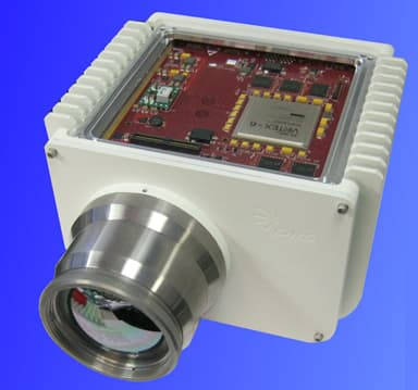 The DARPA five-micron LWIR camera