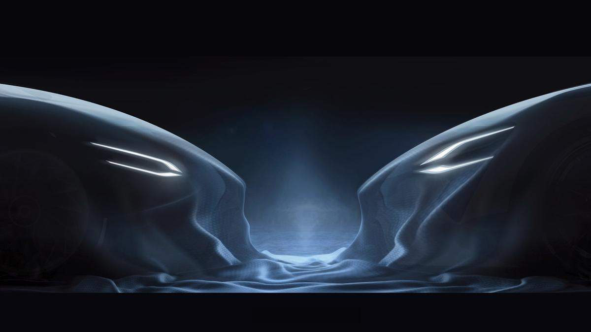 Techrules will pull the sheet off a 1,030-bhp turbine-electric supercar in Geneva
