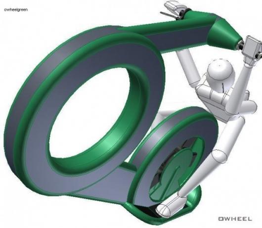 Tito Lucas Ott's OWheel design