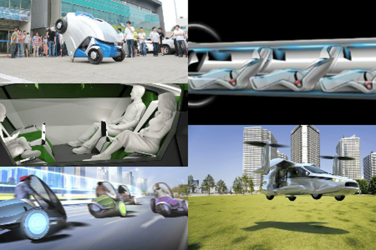 The future of transport?