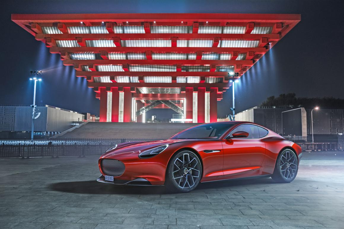 The Piëch Mark Zero looks gorgeous in red, but the real story is its next-gen, ultra fast charging battery technology