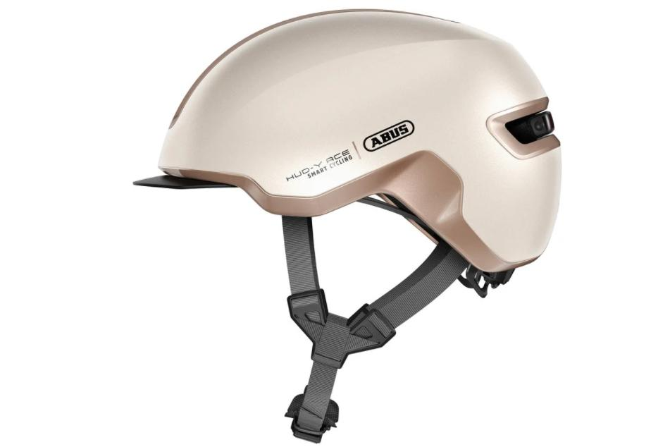 The Abus HUD-Y Ace helmet will be available in seven colors