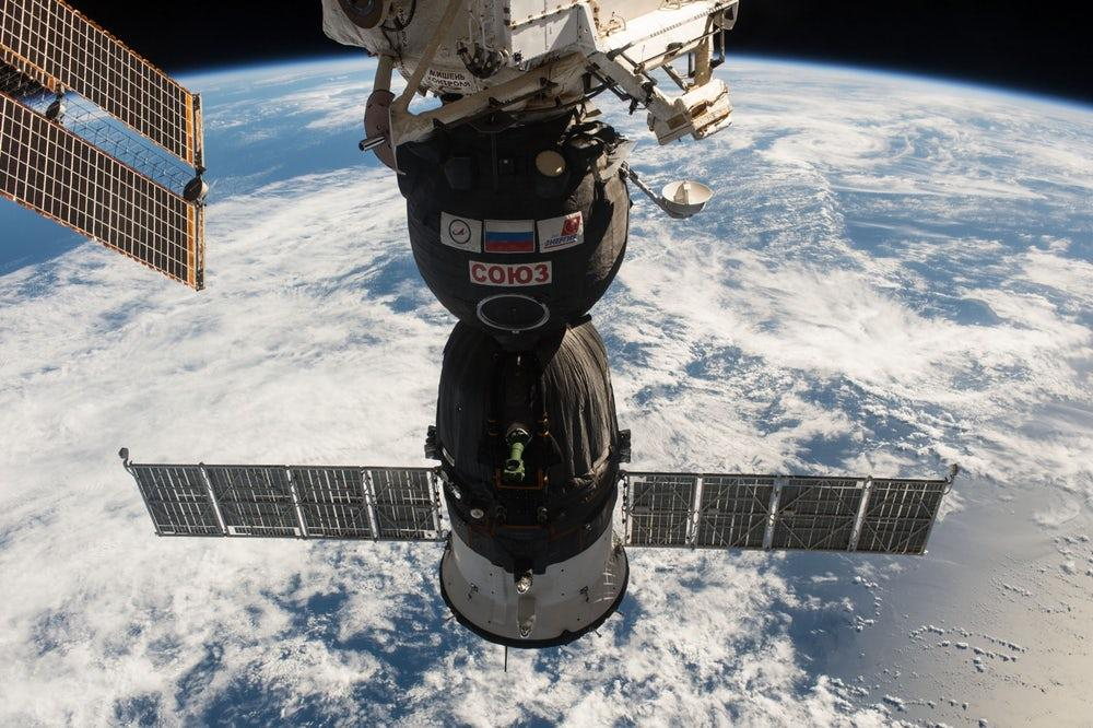 Last week'sair leakaboard the International Space Station (ISS) may have been dueto human back on Earth